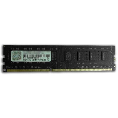 G.Skill 4GB DDR3-1600MHz NT - 4 GB - 1 x 4 GB - DDR3 - 1600 MHz - 240-pin DIMM (F3-1600C11S-4GNT)