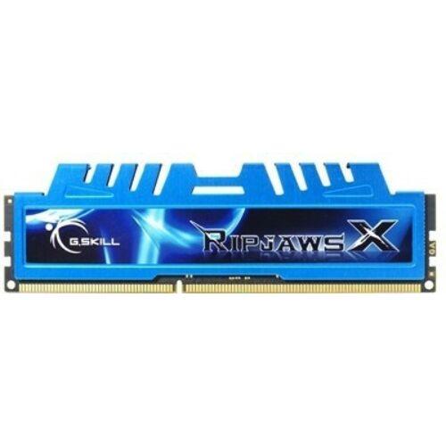G.Skill 16GB PC3-12800 Kit - 16 GB - 2 x 8 GB - DDR3 - 1600 MHz - 240-pin DIMM (F3-1600C9D-16GXM)