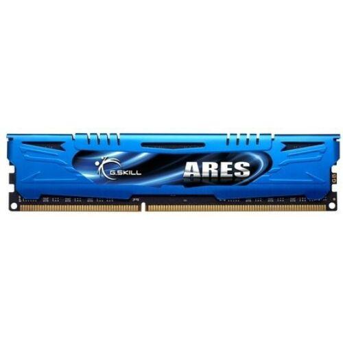 G.Skill 8GB PC3-12800 Kit - 8 GB - 2 x 4 GB - DDR3 - 1600 MHz - 240-pin DIMM (F3-1600C9D-8GAB)