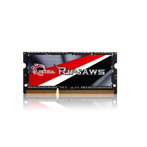 G.Skill 4GB DDR3-1600 - 4 GB - 1 x 4 GB - DDR3 - 1600 MHz - 204-pin SO-DIMM (F3-1600C9S-4GRSL)