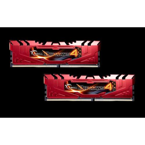 G.Skill 16GB DDR4-2400 - 16 GB - 2 x 8 GB - DDR4 - 2400 MHz - 288-pin DIMM (F4-2400C15D-16GRR)