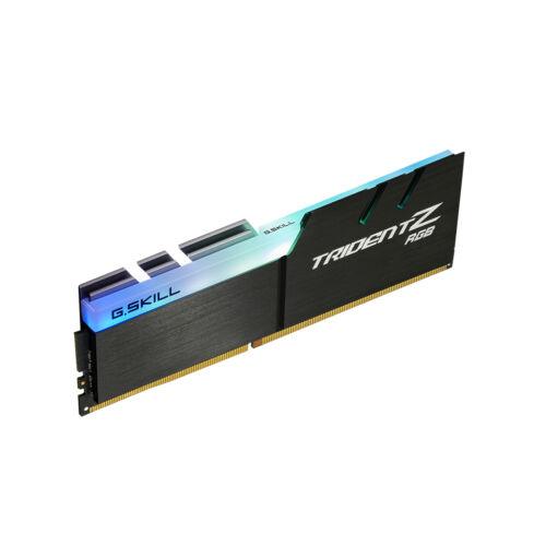 G.Skill Trident Z RGB F4-2400C15D-16GTZRX - 16 GB - 2 x 8 GB - DDR4 - 2400 MHz - 288-pin DIMM - Black (F4-2400C15D-16GTZRX)
