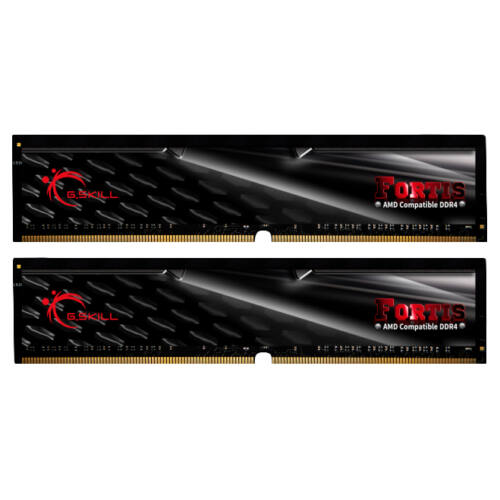 G.Skill F4-2400C15D-32GFT - 32 GB - 2 x 16 GB - DDR4 - 2400 MHz - Black, Red (F4-2400C15D-32GFT)