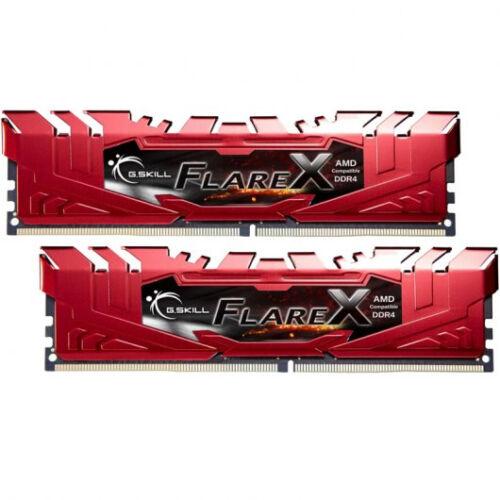 G.Skill 32GB DDR4-2400 - 32 GB - 2 x 16 GB - DDR4 - 2400 MHz - 288-pin DIMM (F4-2400C15D-32GFXR)