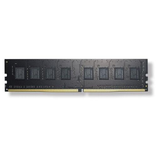 G.Skill 8GB DDR4 - 8 GB - 1 x 8 GB - DDR4 - 2400 MHz - 288-pin DIMM - Black (F4-2400C15S-8GNT)