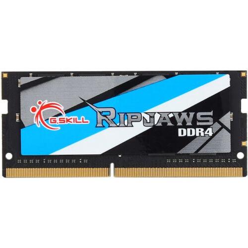 G.Skill Ripjaws SO-DIMM 8GB DDR4-2400Mhz - 8 GB - 1 x 8 GB - DDR4 - 2400 MHz - 260-pin SO-DIMM (F4-2400C16S-8GRS)