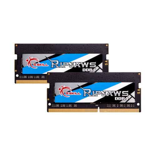 G.Skill Ripjaws F4-2666C19D-64GRS memóriamodul 64 GB 2 x 32 GB DDR4 2666 Mhz (F4-2666C19D-64GRS)