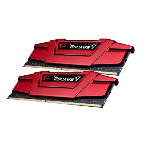 G.Skill 16GB DDR4-3000 - 16 GB - 2 x 8 GB - DDR4 - 3000 MHz - 288-pin DIMM (F4-3000C15D-16GVR)