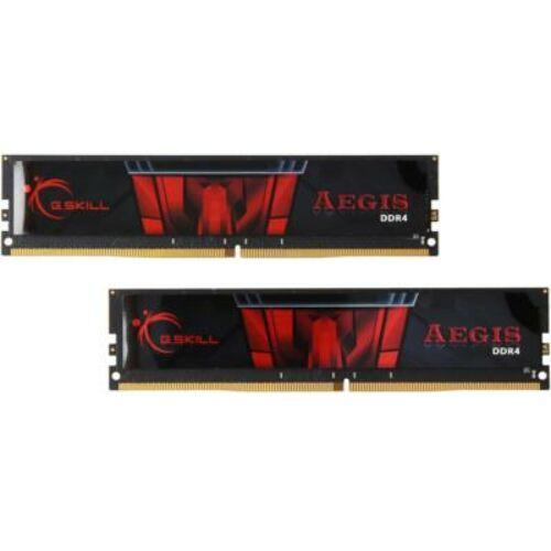 DDR4 16GB KIT 2x8GB PC 3000 G.Skill Aegis F4-3000C16D-16GISB (F4-3000C16D-16GISB)