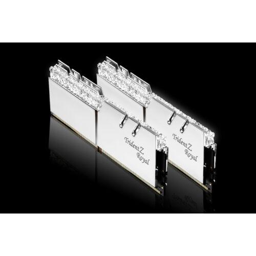 G.Skill Trident Z Royal F4-3200C14D-16GTRS - 16 GB - 2 x 8 GB - DDR4 - 3200 MHz - 288-pin DIMM (F4-3200C14D-16GTRS)