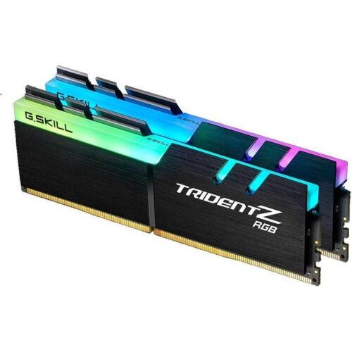 G.Skill 32GB DDR4-3200 - 32 GB - 2 x 16 GB - DDR4 - 3200 MHz - 288-pin DIMM (F4-3200C14D-32GTZR)