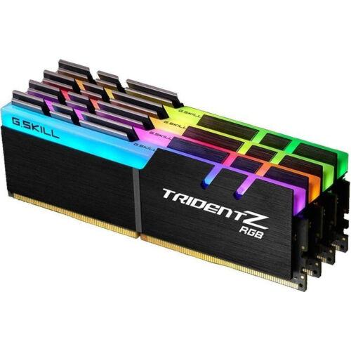 G.Skill 64GB DDR4-3200 memóriamodul 4 x 16 GB 3200 Mhz (F4-3200C14Q-64GTZR)