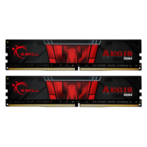 DDR4 16GB KIT 2x8GB PC 3200 G.Skill Aegis F4-3200C16D-16GIS (F4-3200C16D-16GIS)