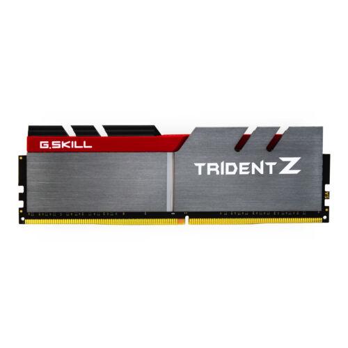 G.Skill 32GB DDR4 - 32 GB - 4 x 8 GB - DDR4 - 3200 MHz - Grey, Black, Red (F4-3200C16Q-32GTZB)