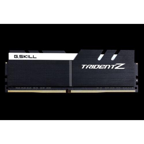 G.Skill Trident Z - 16 GB - 2 x 8 GB - DDR4 - 3600 MHz - Black, Silver (F4-3600C16D-16GTZKW)