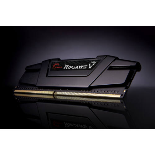 G.Skill 16GB DDR4-3600 - 16 GB - 2 x 8 GB - DDR4 - 3600 MHz - Black (F4-3600C16D-16GVK)