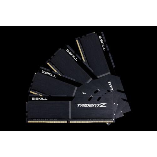 G.Skill Trident Z F4-3600C16Q-32GTZKK - 32 GB - 4 x 8 GB - DDR4 - 3600 MHz - Black (F4-3600C16Q-32GTZKK)