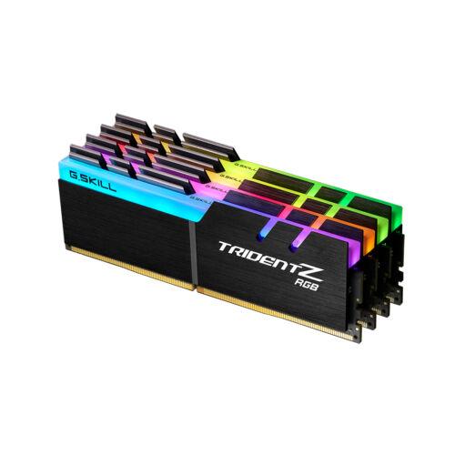 G.Skill Trident Z RGB F4-3600C16Q-64GTZR - 64 GB - 4 x 16 GB - DDR4 - 3600 MHz (F4-3600C16Q-64GTZR)