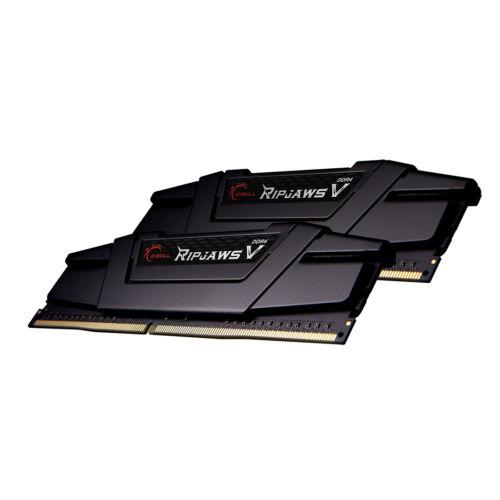 G.Skill Ripjaws V F4-3600C18Q2-256GVK memóriamodul 256 GB 8 x 32 GB DDR4 3600 Mhz (F4-3600C18Q2-256GVK)
