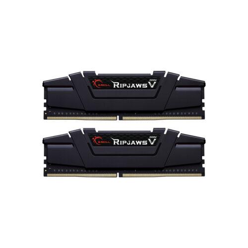 G.Skill Ripjaws V F4-4000C16D-16GVKA memóriamodul 16 GB 2 x 8 GB DDR4 4000 Mhz (F4-4000C16D-16GVKA)
