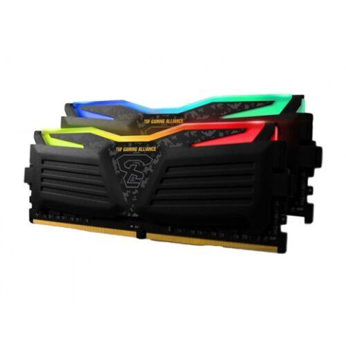 DDR4 8GB 2400MHz GeIL Super Luce TUF AMD Edition RGB Sync CL16 KIT2 (GALTS48GB2400C16DC)