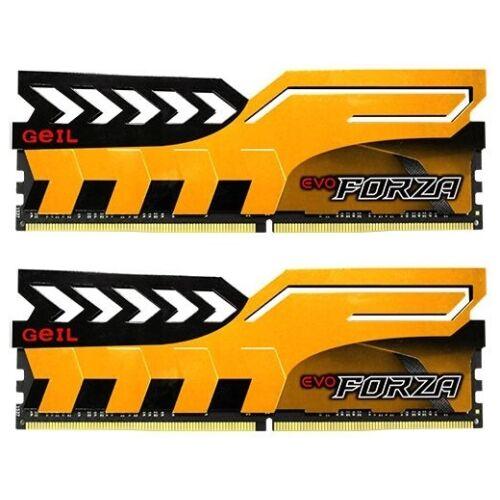 DDR4 32GB 2400MHz Geil Evo Forza Yellow CL16 KIT2 (GFY432GB2400C16DC)