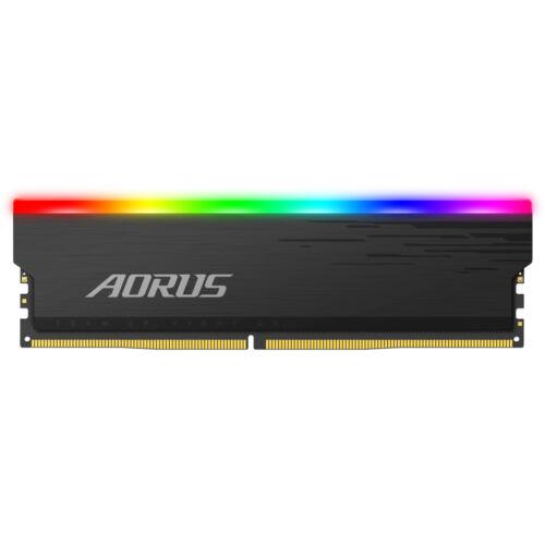 Gigabyte AORUS RGB memóriamodul 16 GB 2 x 8 GB DDR4 3733 Mhz (GP-ARS16G37)
