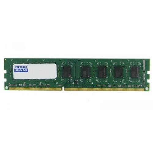 GoodRam 8GB DDR3 - 8 GB - 1 x 8 GB - DDR3 - 1333 MHz - 240-pin DIMM (GR1333D364L9/8G)