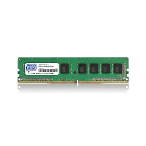 GoodRam GR2666D464L19S/4G - 4 GB - 1 x 4 GB - DDR4 - 2666 MHz - 288-pin DIMM (GR2666D464L19S/4G)