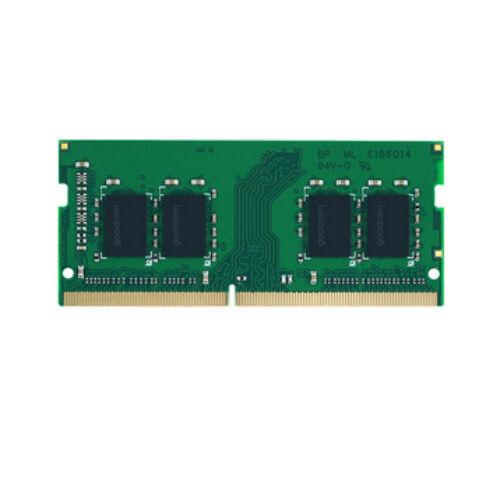 GoodRam GR3200S464L22/16G - 16 GB - 1 x 16 GB - DDR4 - 3200 MHz - 260-pin SO-DIMM (GR3200S464L22/16G)