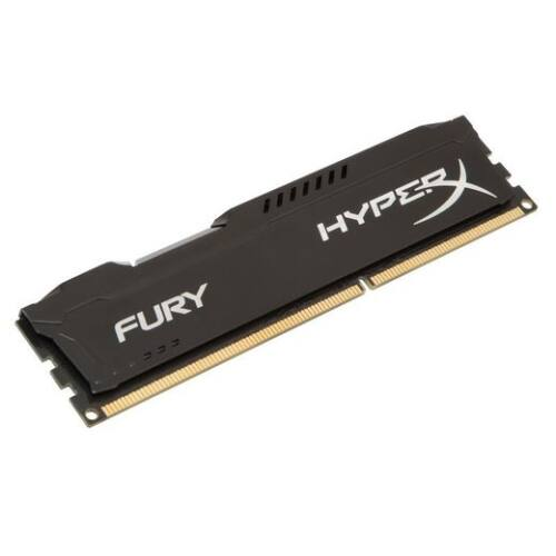 DDR3 8GB 1866MHz Kingston HyperX Fury Black CL10 (HX318C10FB/8)