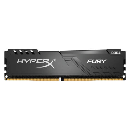 Kingston HyperX FURY HX424C15FB4K2/32 - 32 GB - 2 x 16 GB - DDR4 - 2400 MHz - 288-pin DIMM (HX424C15FB4K2/32)