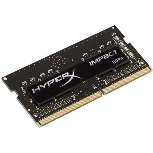 SO-DIMM DDR4 4GB 2400MHz Kingston HyperX Impact Black CL14 (HX424S14IB/4)