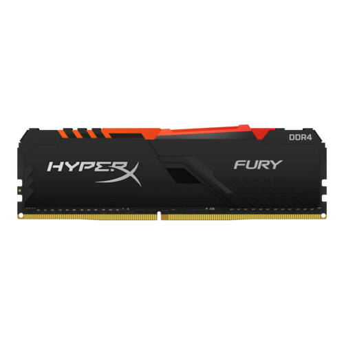 Kingston HyperX FURY HX426C16FB3A/32 - 32 GB - 1 x 32 GB - DDR4 - 2666 MHz - 288-pin DIMM (HX426C16FB3A/32)