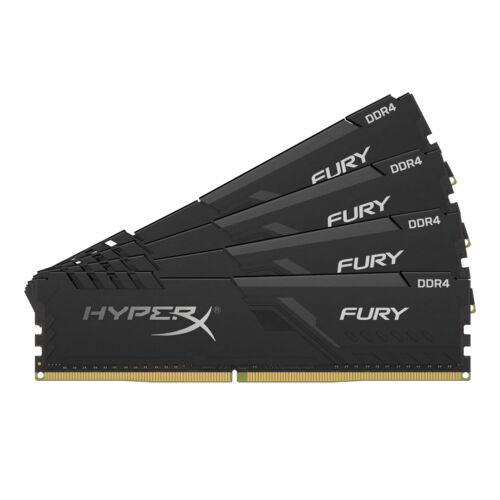 HyperX FURY HX426C16FB3K4/128 memóriamodul 128 GB 4 x 32 GB DDR4 2666 Mhz (HX426C16FB3K4/128)