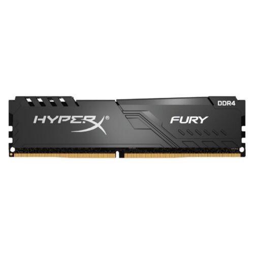 Kingston HyperX FURY HX426C16FB4K4/64 - 64 GB - 4 x 16 GB - DDR4 - 2666 MHz - 288-pin DIMM (HX426C16FB4K4/64)