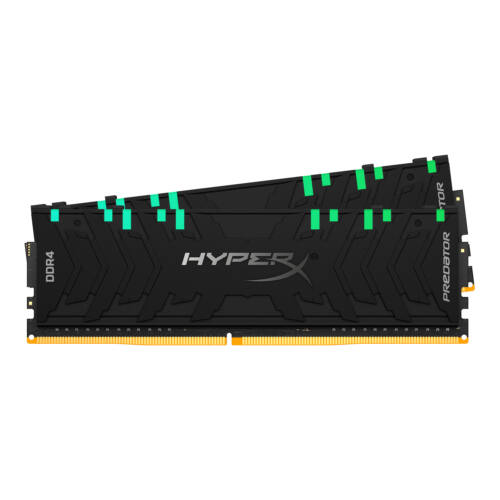 HyperX Predator HX429C15PB3AK2/16 memóriamodul 16 GB 2 x 8 GB DDR4 2933 Mhz (HX429C15PB3AK2/16)