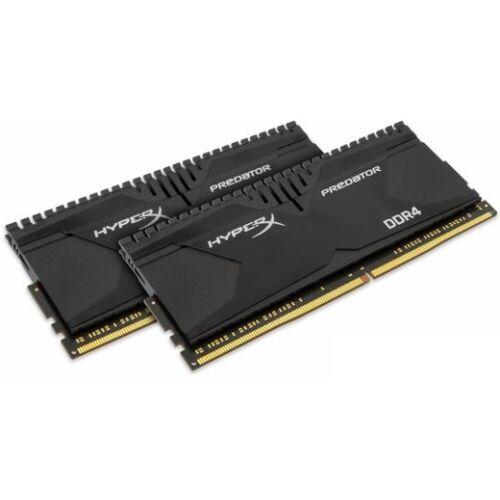 DDR4 16GB 3000MHz Kingston HyperX Predator Black CL15 KIT2 (HX430C15PB3K2/16)