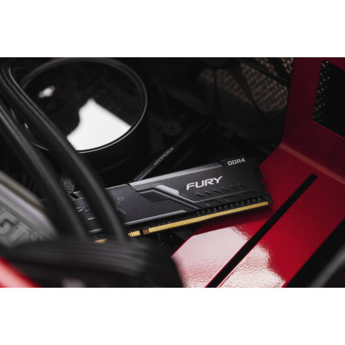 Kingston HyperX FURY HX432C16FB3/32 - 32 GB - 1 x 32 GB - DDR4 - 3200 MHz - 288-pin DIMM (HX432C16FB3/32)