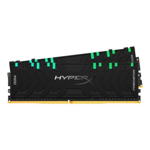 HyperX Predator HX432C16PB3AK2/64 memóriamodul 64 GB 2 x 32 GB DDR4 3200 Mhz (HX432C16PB3AK2/64)
