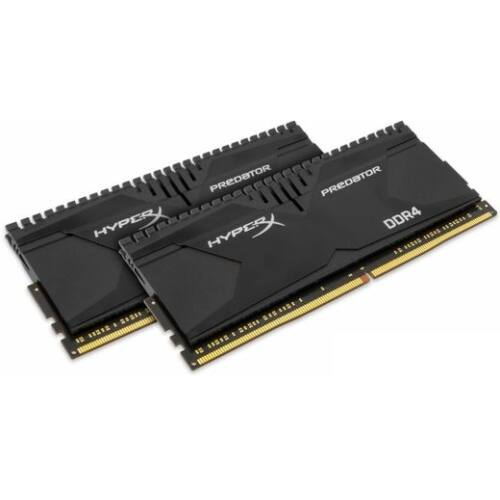 DDR4 32GB 3200MHz Kingston HyperX Predator Black CL16 KIT2 (HX432C16PB3K2/32)