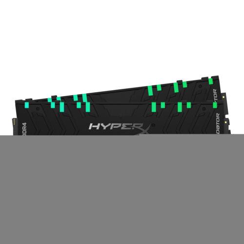 Kingston HyperX HX436C17PB3AK2/32 - 32 GB - 2 x 16 GB - DDR4 - 3600 MHz - 288-pin DIMM (HX436C17PB3AK2/32)