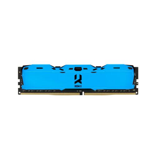 Goodram IR-XB3000D464L16S/16GDC memóriamodul 16 GB 2 x 8 GB DDR4 3000 Mhz (IR-XB3000D464L16S/16GDC)