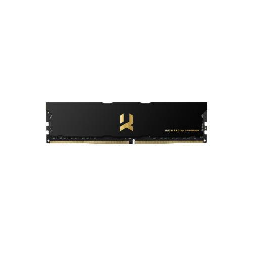Goodram IRP-3600D4V64L17S/8G memóriamodul 8 GB 1 x 8 GB DDR4 3600 Mhz (IRP-3600D4V64L17S/8G)
