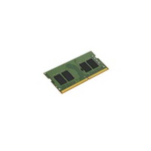 Kingston KCP432SS6/4 - 4 GB - 1 x 4 GB - DDR4 - 3200 MHz - 260-pin SO-DIMM (KCP432SS6/4)
