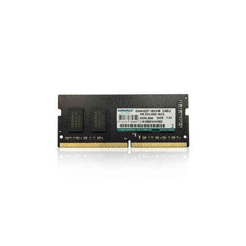 Kingmax KMSODDR4266616GB memóriamodul 16 GB 1 x 16 GB DDR4 2666 Mhz (KMSODDR4266616GB)
