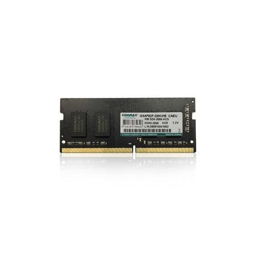 Kingmax KMSODDR426664GB memóriamodul 4 GB 1 x 4 GB DDR4 2666 Mhz (KMSODDR426664GB)