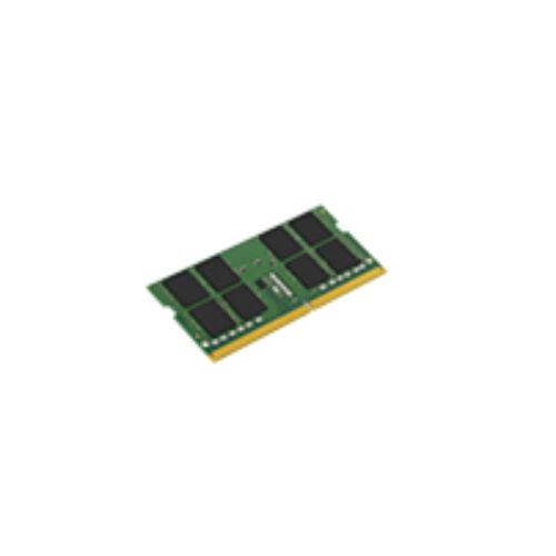 Kingston ValueRAM KVR32S22D8/16 - 16 GB - 1 x 16 GB - DDR4 - 3200 MHz - 260-pin SO-DIMM (KVR32S22D8/16)