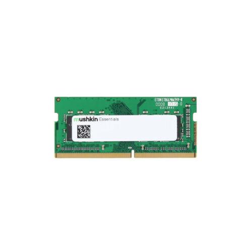 Mushkin Essentials memóriamodul 4 GB 1 x 4 GB DDR4 2400 Mhz (MES4S240HF4G)