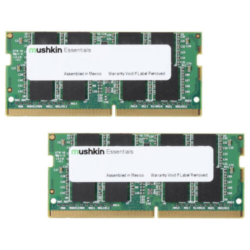 SO-DIMM 16 GB DDR4-2400 Kit, Arbeitsspeicher (MES4S240HF8GX2)